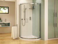 Curved Shower Door