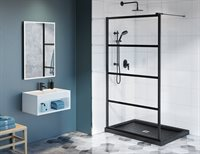 WALK-IN Shower Shield
